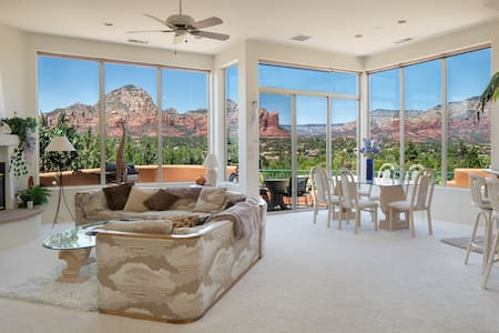 Sedona - Exquisite Views in Luxury - セドナ