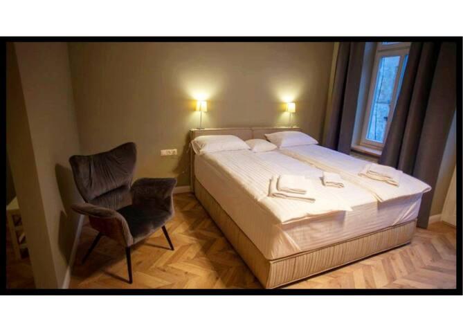 Apartments JustLvivIt at the Rynok Square 3