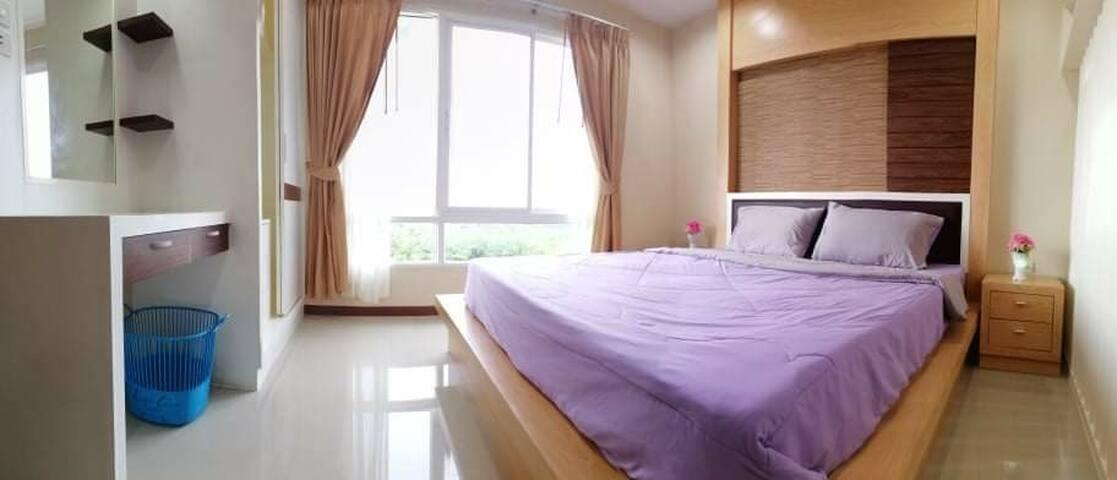 Condo, The ozone condo (personal room)