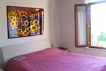 Tuscany flat near Siena