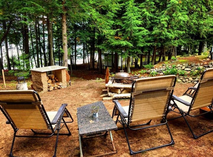 Cozy lake home right on the ATV/Snowmobile trails