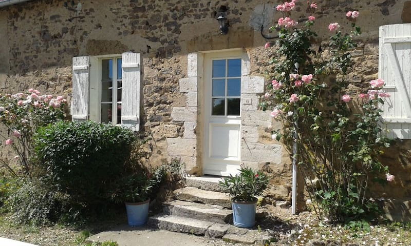 Maison de campagne proche de Vézelay