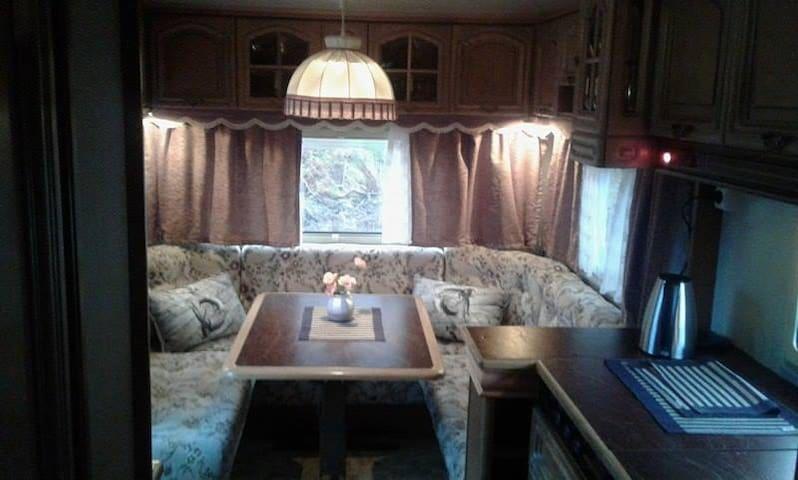Kongsvannet campingvogn