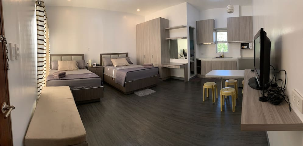 Private Cozy Unit 1 in the Heart of Balanga City