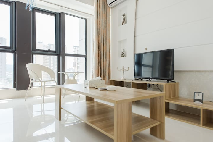 东门町民国街loft三室两卫一厨公寓特价 - Suzhou - Daire