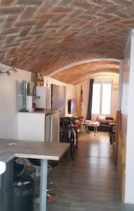 Appartement en centre Ville, calme et charmant - Saint-Laurent-de-la-Salanque - 独立屋