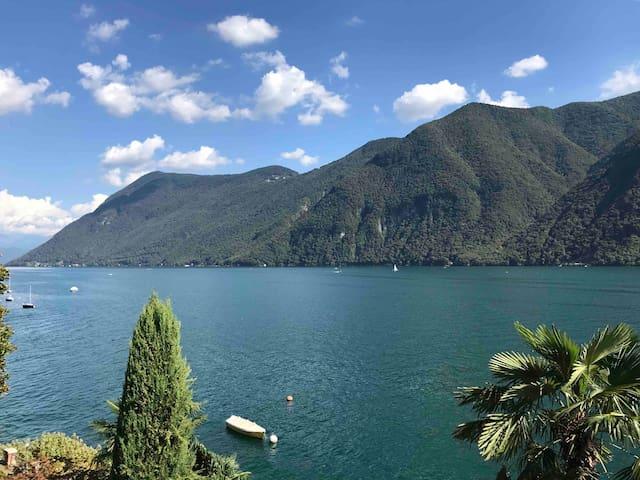 Ferienwohnung La Vignasca al Lago