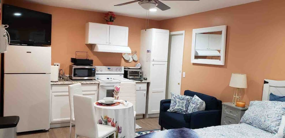 Cozy Studio in the Heart of UCR & Historic Mission