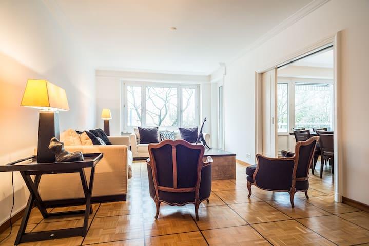 Spacious&Luxury Apartment in Geneva - Genève - Apartment