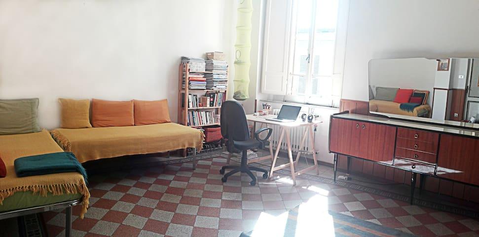 Stanza spaziosa in centro storico - Perugia - Hus
