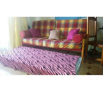Sofá-cama+Colchones - Apartament