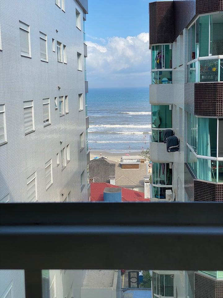 Apartamento a 1 quadra da praia em Capão da Canoa