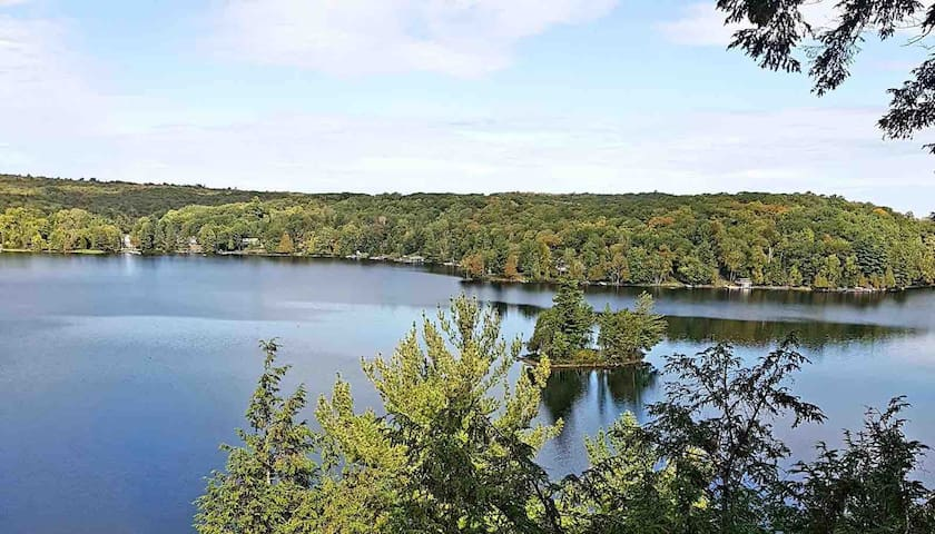 Perfect Family Retreat Lake of Bays, Muskoka
