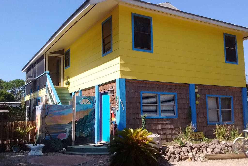 Dreamscape Houses For Rent In Cedar Key Florida United