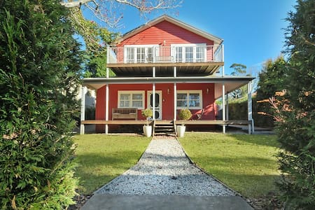 Alandale Sleeping up to 12 Guests - Wentworth Falls - Hus