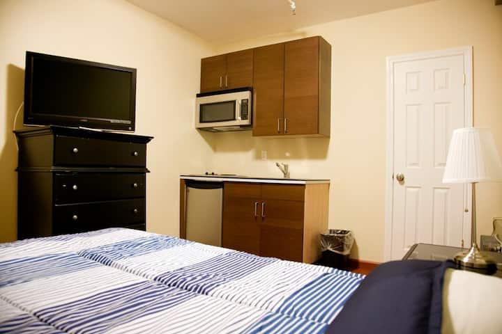 Central Park Apartments furnished studio rentals