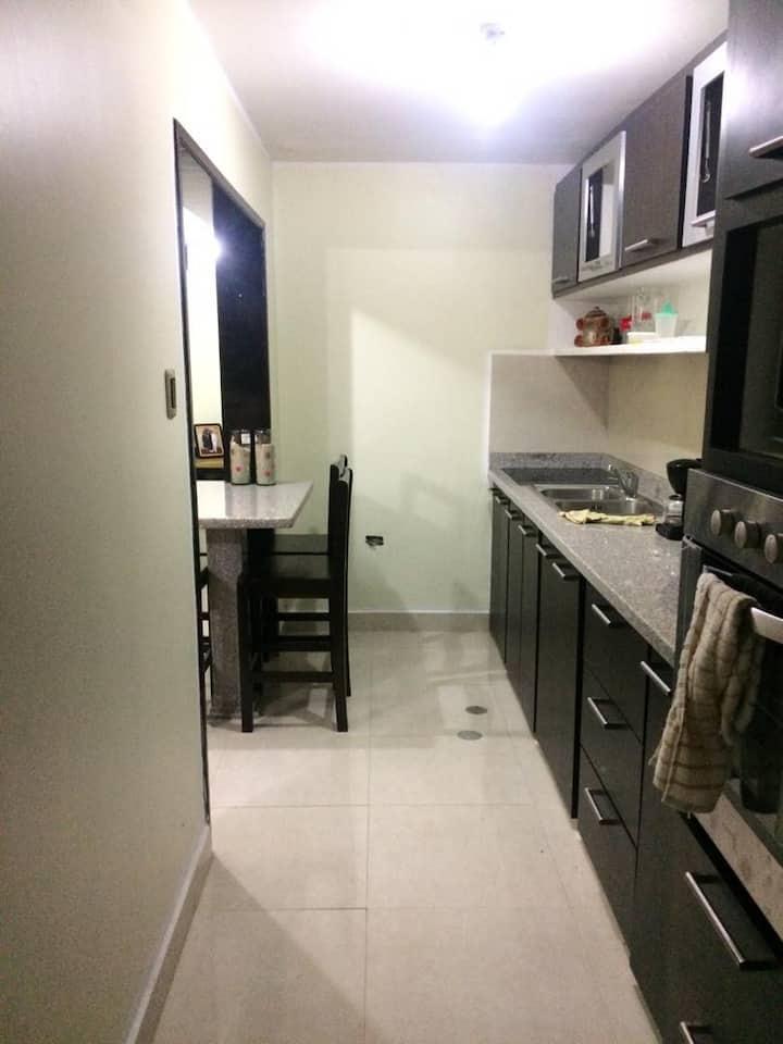 Apartamento con Excelente Ubicación
