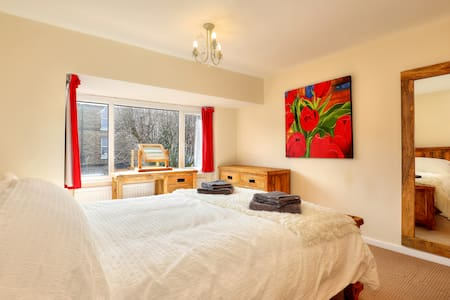 Luxury Executive 3 bed, warm & comfortable home - Sheffield - Haus