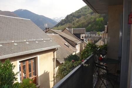 T3 en duplex avec balcon, calme et charmant