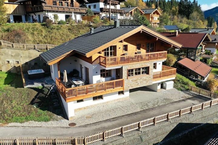 Premium - Wohlfühl - Ferienhaus: Chalet Bergliebe
