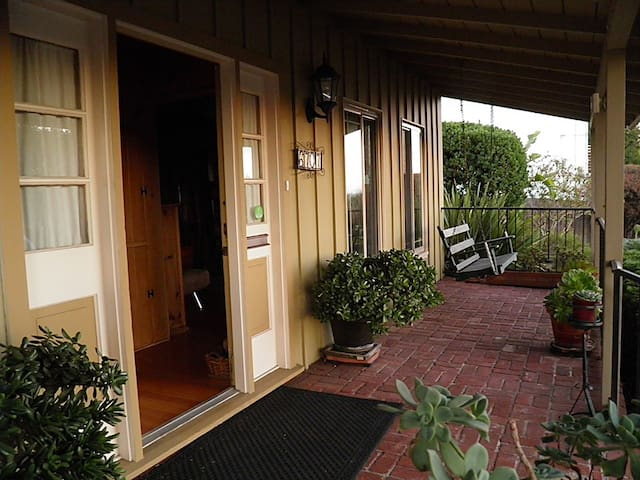Great Cozy Cabin Near San Francisco - El Cerrito - House