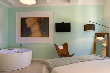 Romantico appartamento  con vasca idromassaggio - Perugia - Apartment