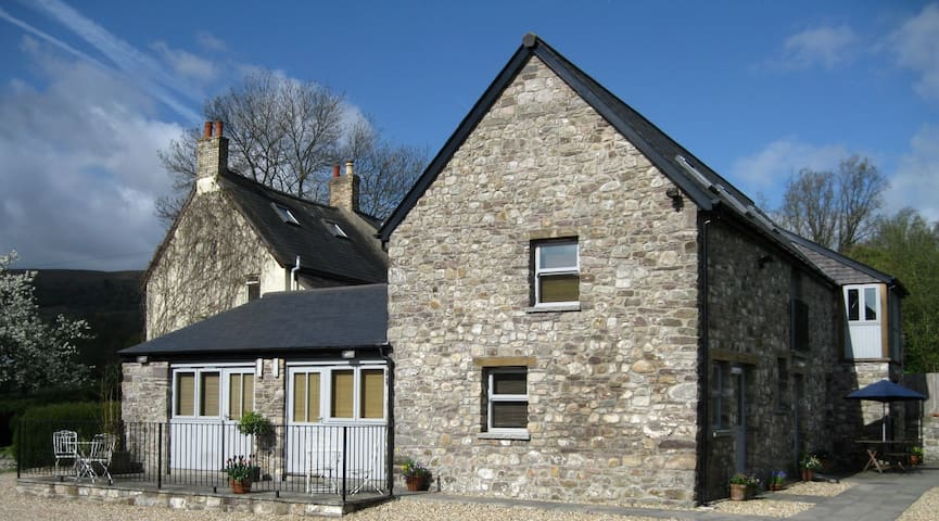 Old Rectory Barn,  eco friendly accommodation.