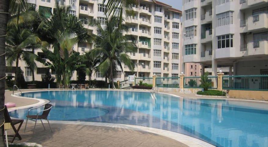 Apartment with 3BR near Beach - Port Dickson - Apartamento