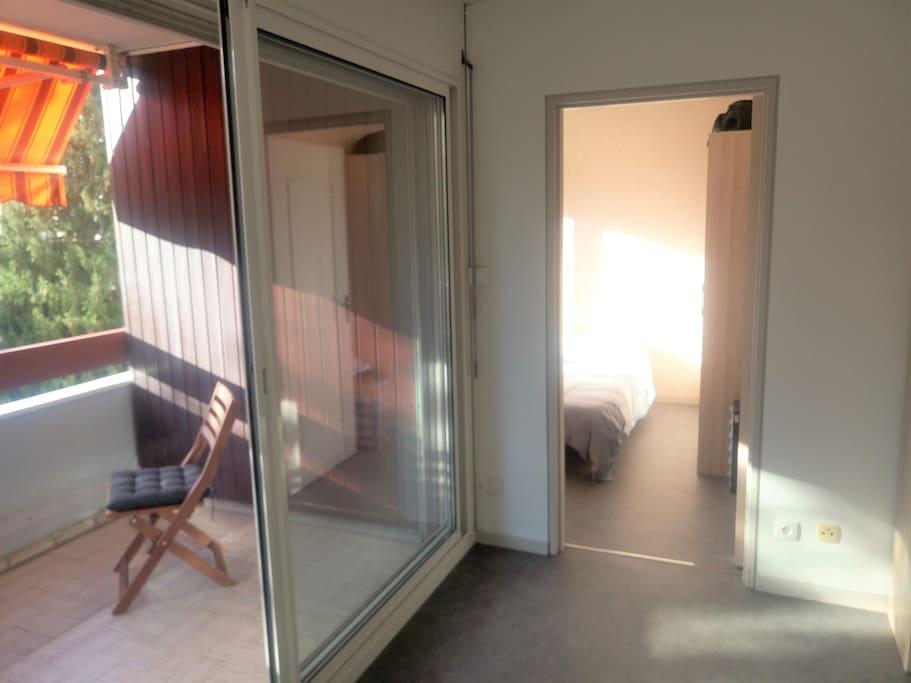 T2 44 m hyper centre garage privatif au calme for Garage a bourgoin jallieu