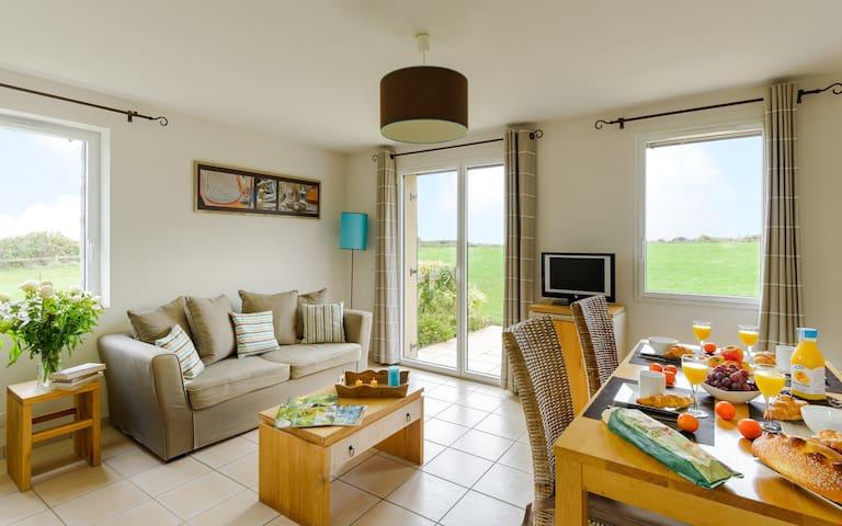 Appartement cosy pour 4 | Relaxez-vous au bord de la mer!