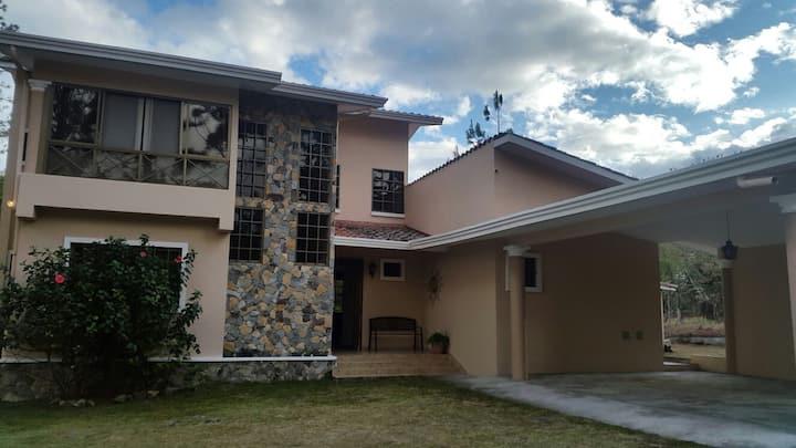 Casa en Boquete, Volcancito