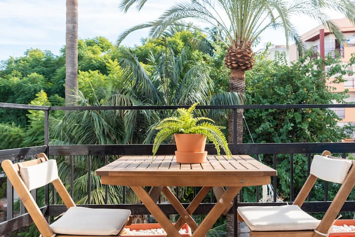 Newly Renovated Apartment in center of Estepona!