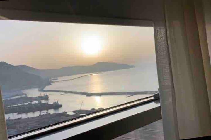 À louer à Oran logements de standing vue sur mer