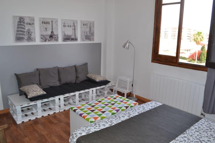 Modern Flat in Valencia + wifi