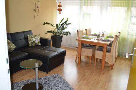 Hübsche Wohnung in sehr guter zentraler Lage! - Friedrichshafen