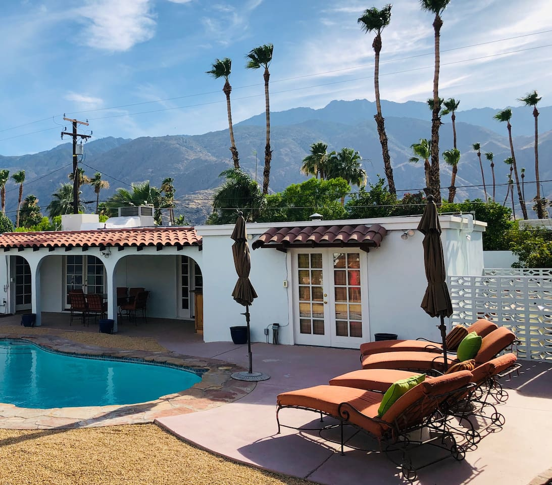 Welcome to Synergi Oasis, Palm Springs!