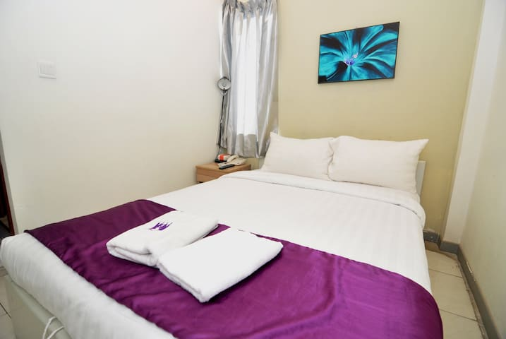 PP5: Standard double room - Phnom Penh - Apartamento com serviços incluídos