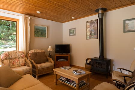 Tranquil Cabin close to the beach - Furbogh