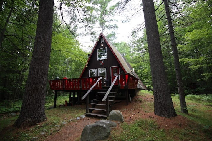 Adirondack Chalet in the Pines  - Ski Whiteface