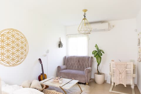 Your Home for Relaxation & Healing in Pardes Hana🌿