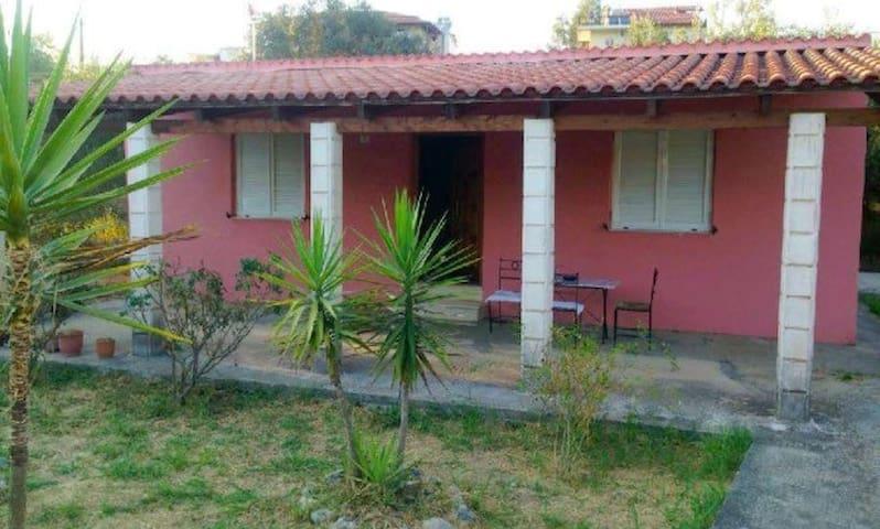 Villa souda port