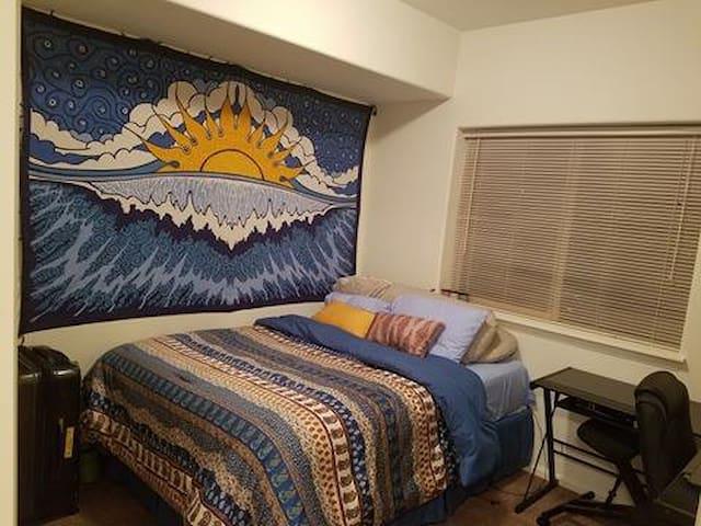 A Happy Hippie Home - Cheyenne - Daire