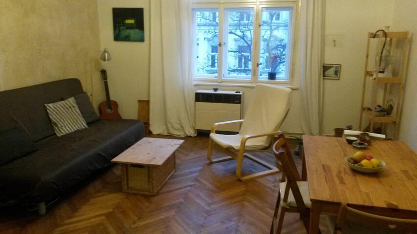 Apartment close to the city center! - Прага - Квартира