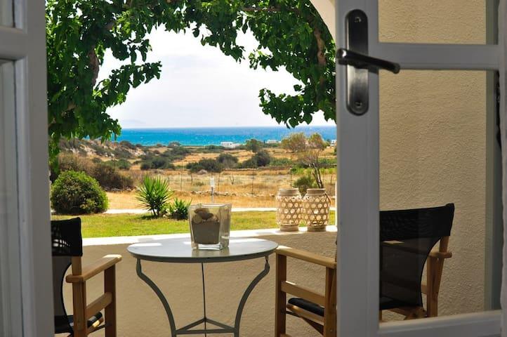 Cozy Double Studio in Naxos incl. breakfast