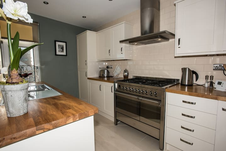 Luxury Apartment - Cleethorpes - Leilighet