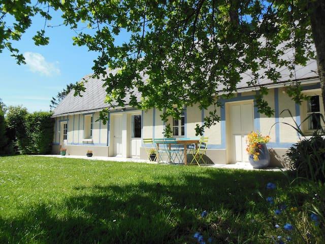 La Chaumière bleue Varengeville/Mer - Hautot-sur-Mer - House