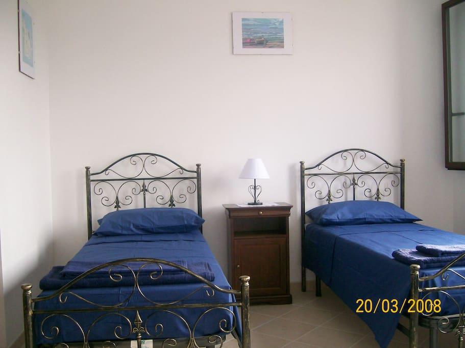 camera doppia/tripla