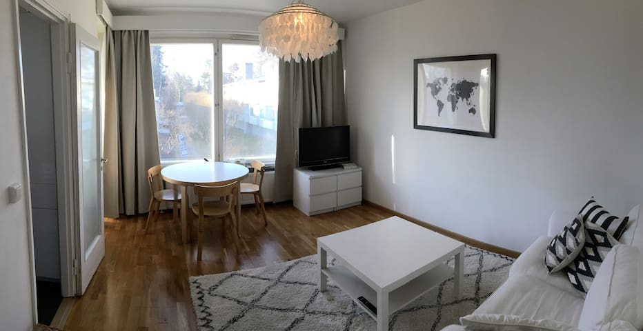Lovely 1 bedroom apartment - Helsinki - Wohnung