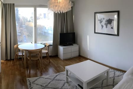 Lovely 1 bedroom apartment - Helsinki - Daire