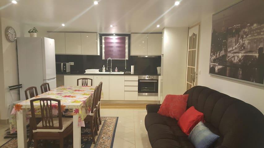 Maison tranquille à Franconville - Franconville - Квартира
